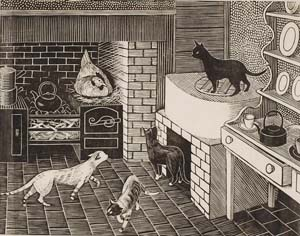 'So They Do Cook, After All'!  Ravilious, Bawden and the Artists of Great Bardfield.