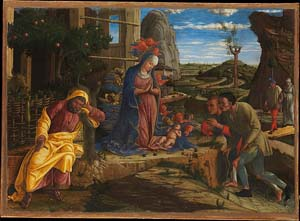 From Carpenter to Count: the Rise and Rise of Andrea Mantegna