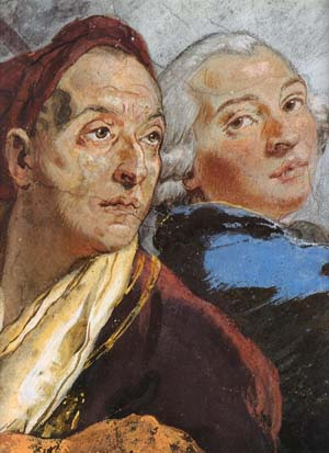 Images of Light and Air: The Art of Giambattista Tiepolo and his Son
